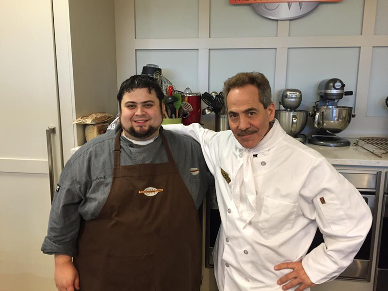 SOUP NAZI STOPS BY COOK'S WAREHOUSE