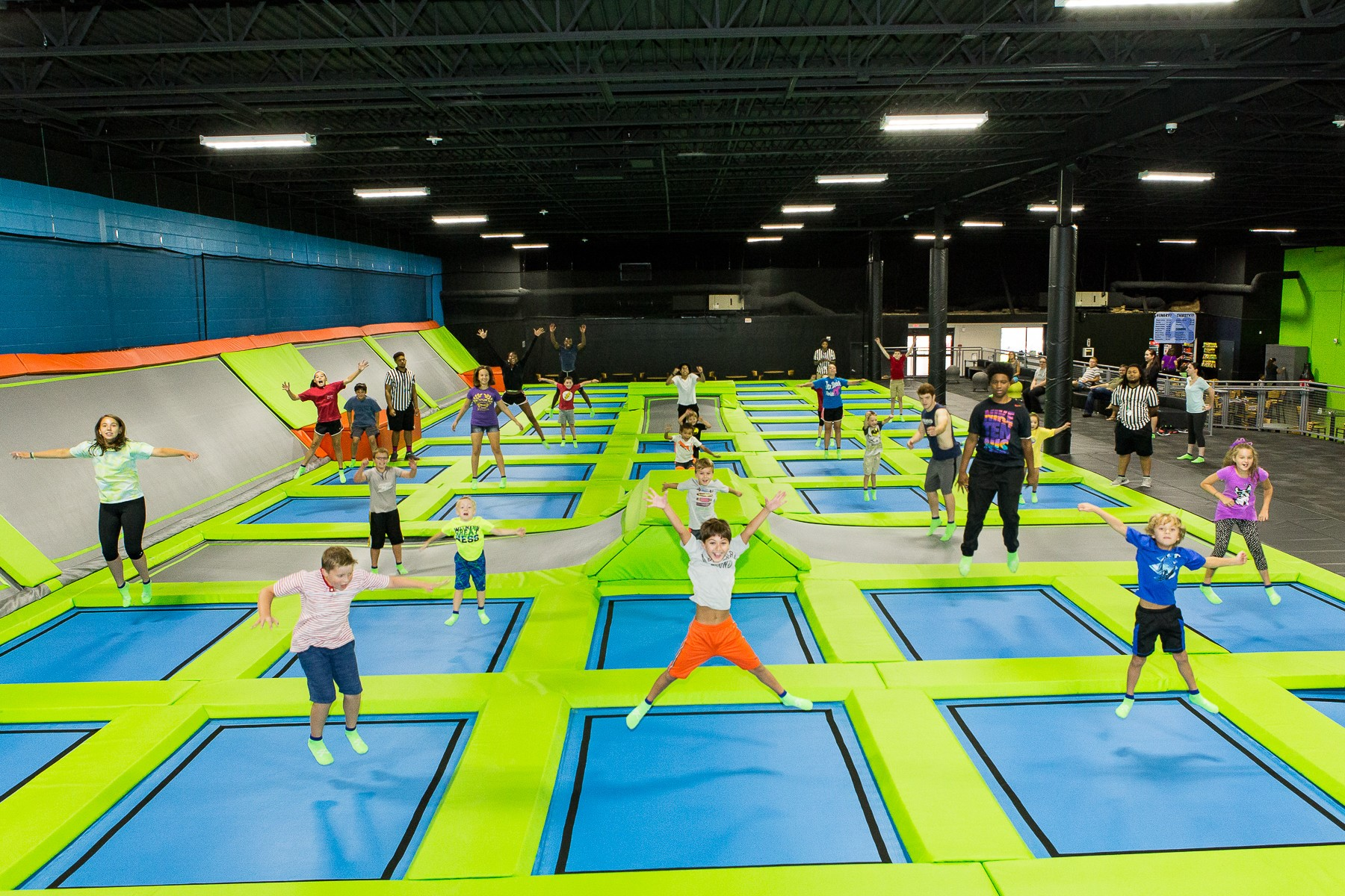 *Facebook Friday Freebie! Win a Family Four Pack of FUN at Xdrenaline!
