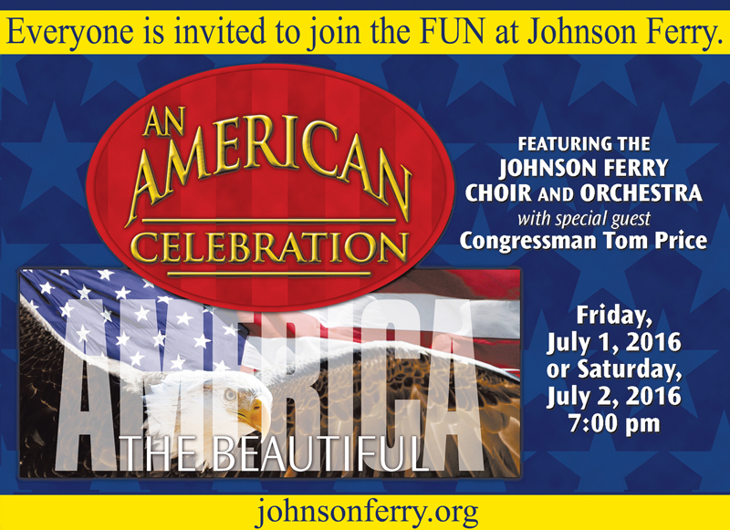 FOOD, FIREWORKS AND FUN – IT'S THE FOURTH OF JULY! COMMUNITY EVENTS: JUNE 30-JULY 7
