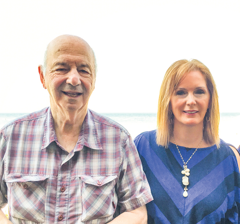 PUBLISHER'S NOTE: SUMMER IS FOR DADS AND OTHER LOCAL HEROES