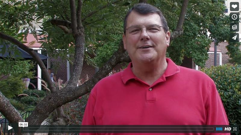 VIDEO OF THE WEEK: MT. BETHEL UMC HONORS REV. RANDY MICKLER