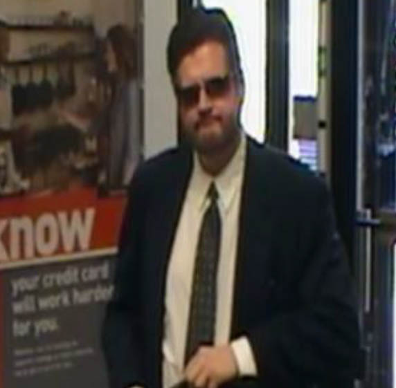 SUSPECT SOUGHT FOR ROBBING EAST COBB BANKS