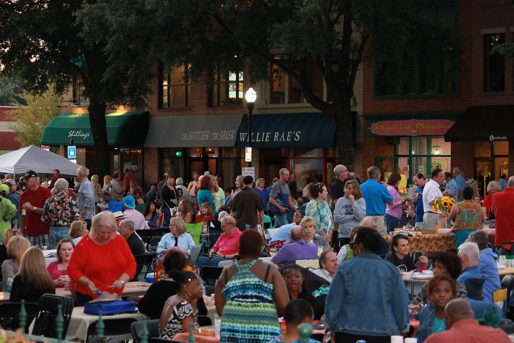 Marietta Square Food Festival