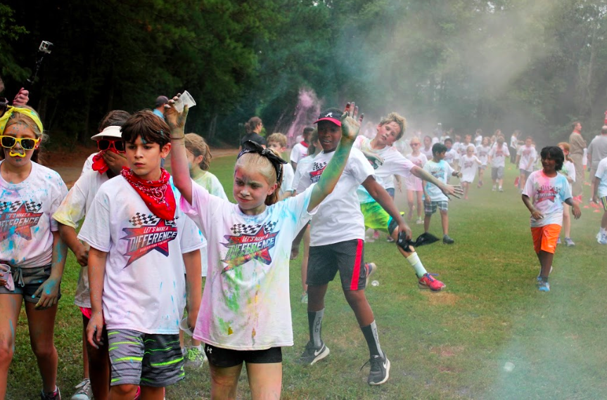Sope Creek Elementary Boosterthon Fun Run Raises $85,000 for PTA