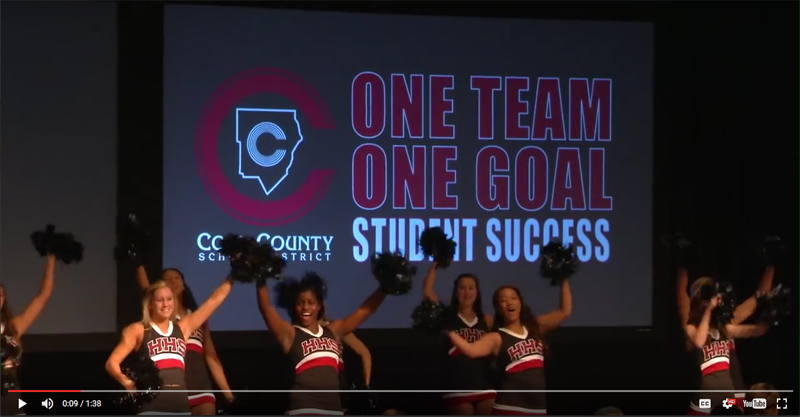 Video of the Week: Cobb County School District Welcomes New Teachers