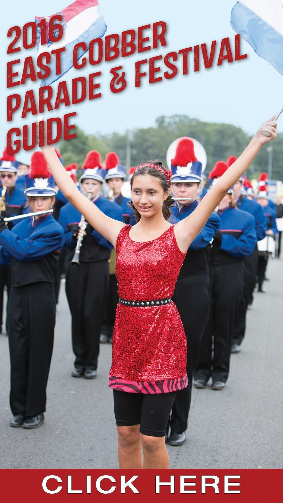 EastCobber Parade & Festival Guide 2016