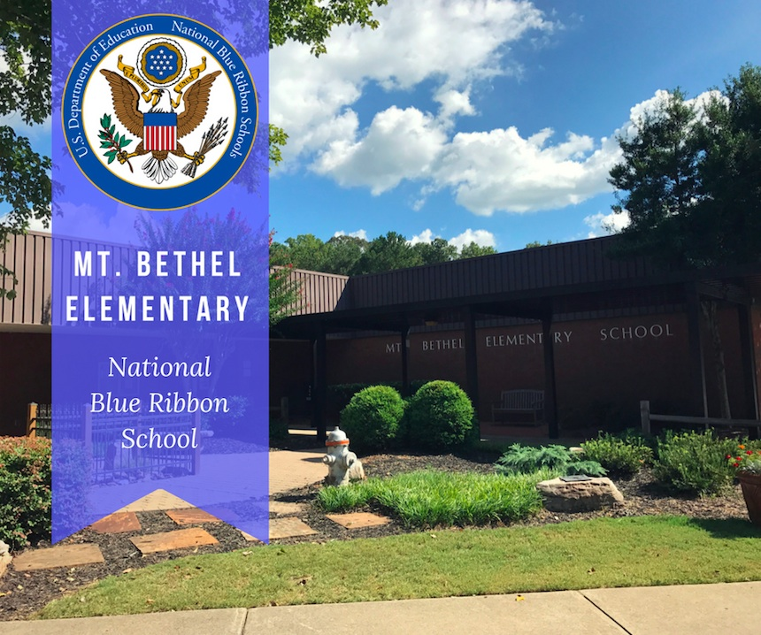 Mt bethel elementary named one of the best schools in the for Town and country magazine sweepstakes