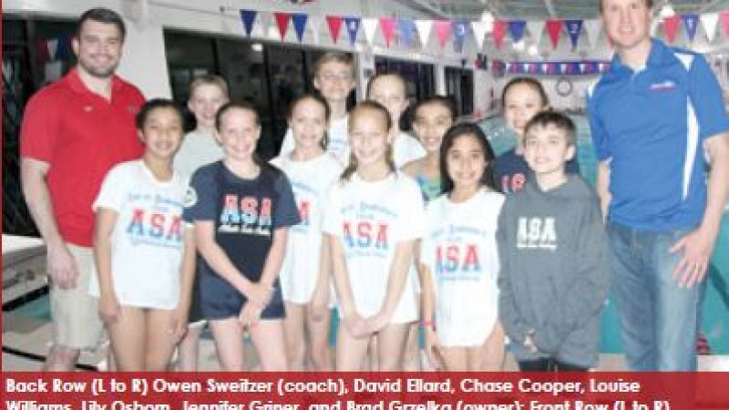 East Cobb Families Grow Up with Atlanta Swim Academy
