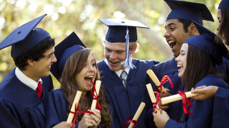 Congratulations, Grads!