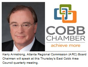 East Cobb Area Council Meeting on May 18