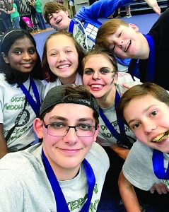 """Five East Cobb Teams Headed to """"Odyssey of the Mind"""" World Finals"""