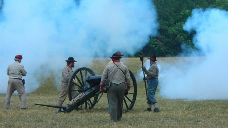 Frugal FunMom Field Trip of the Day for Saturday, June 24: See an Artillery Demonstration!