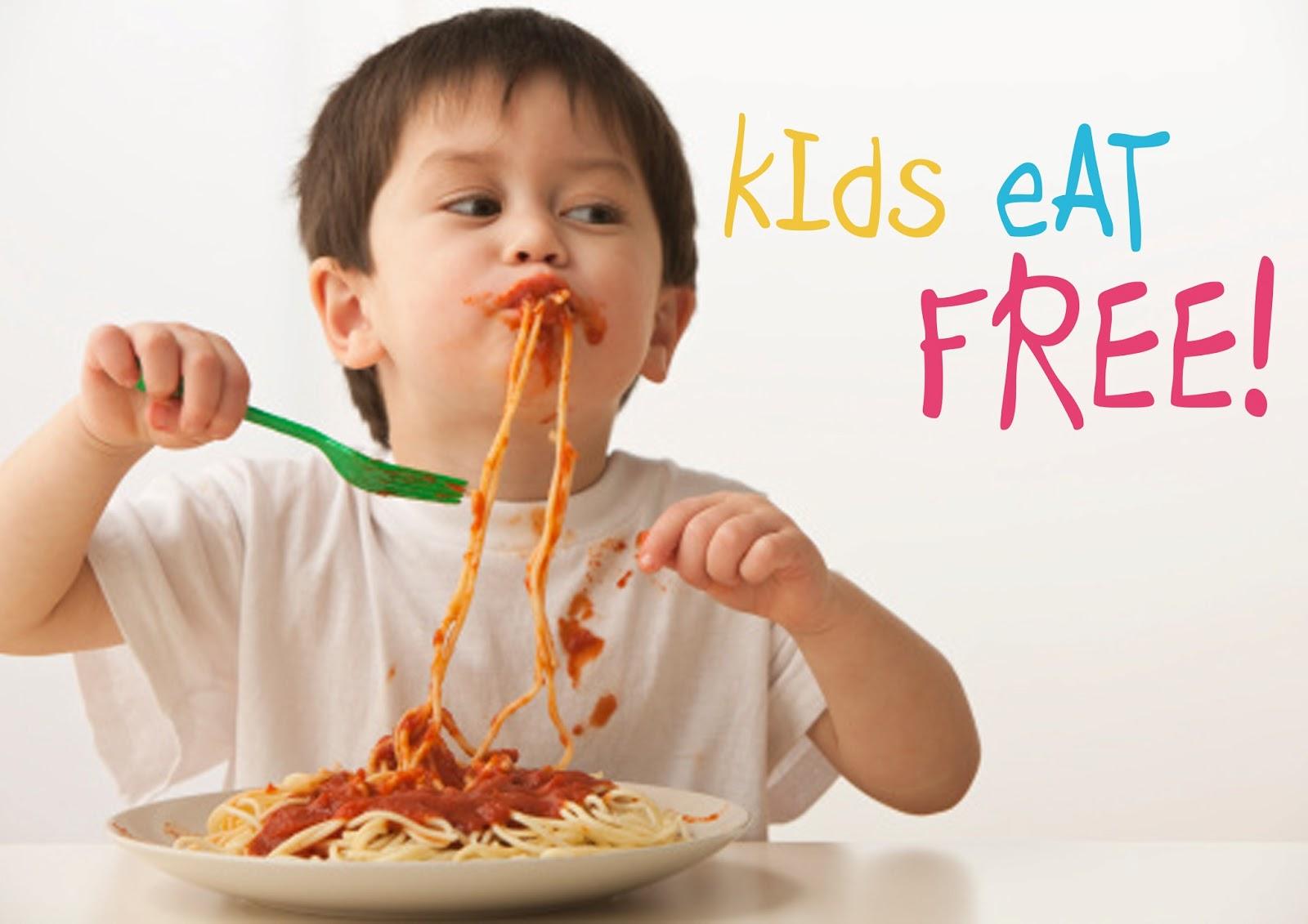 Free Kids Meals Wednesday