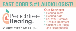 Dr. Melissa Wikoff - East Cobb's #1 Audiologist!