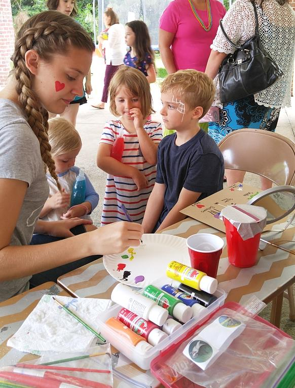 EAST COBBER Frugal FunMom Field Trip of the Day for Saturday, July 22: Summer Celebration at Powers Ferry UMC!