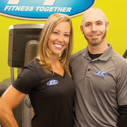 Look Who's on the August Cover: Katie and Mike Warechowski, Owners of Fitness Together