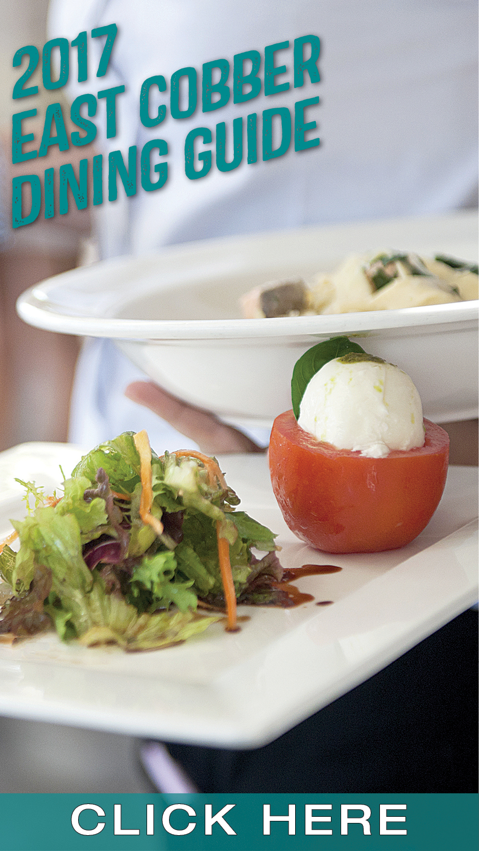 Download the East Cobber Dining Guide