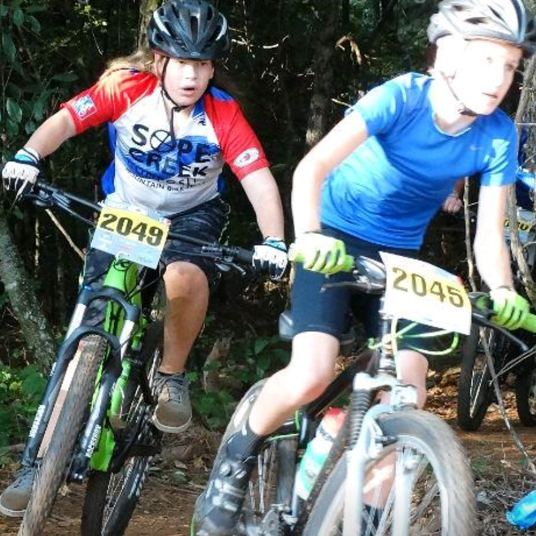 Sope Creek Team to Compete in Second Mountain Biking Race This Sunday