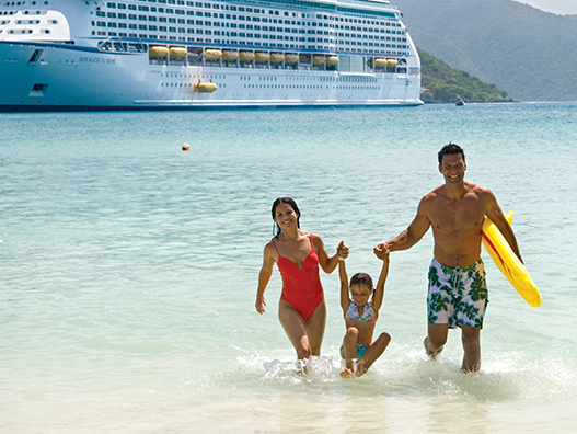 Family Cruising is Better Together