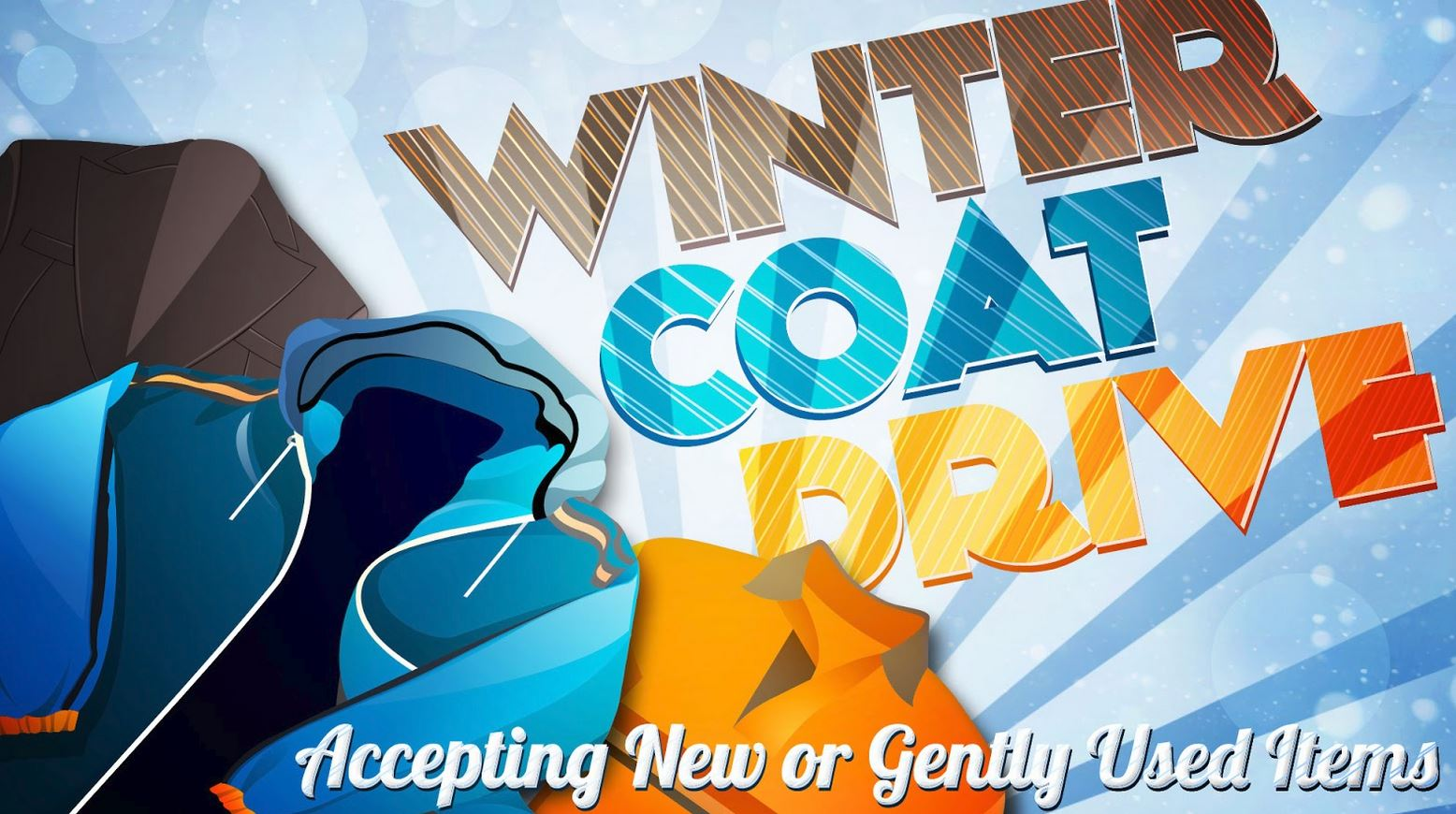 Cobb Police Collecting Coats and Winter Wear