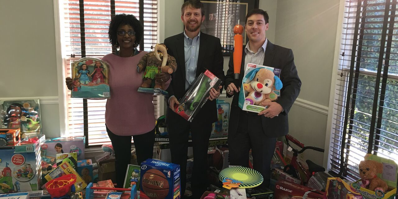 East Cobb Business Sponsors Second Annual Toy Drive