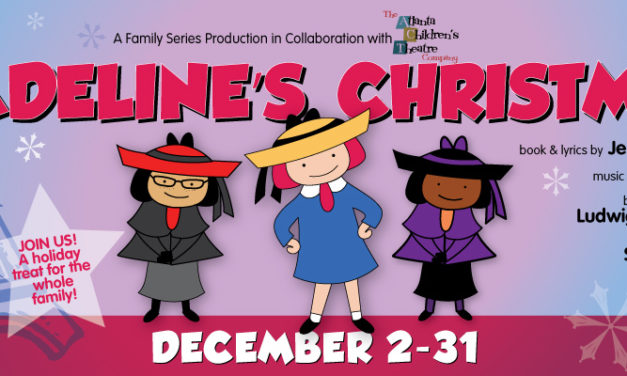 *Facebook Friday Freebie!  Enter To Win 4 Tickets to Madeline's Christmas!