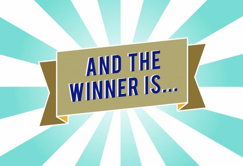 Chris Walton is The Winner of This Week's Facebook Friday Freebie!!