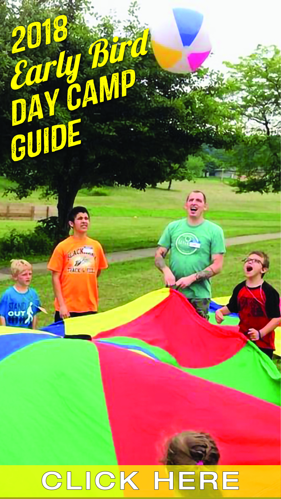 Download the 2018 East Cobber Early Bird Day Camp Guide