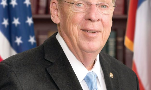 Senator Johnny Isakson is Citizen of the Year