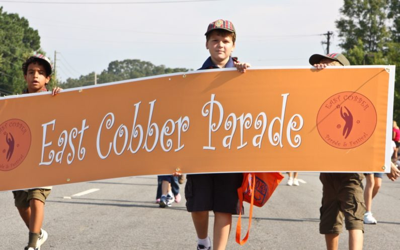 EAST COBBER Parade & Festival 2