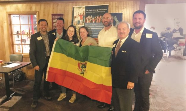 Local Students Selected to be Part of Rotary Youth Exchange