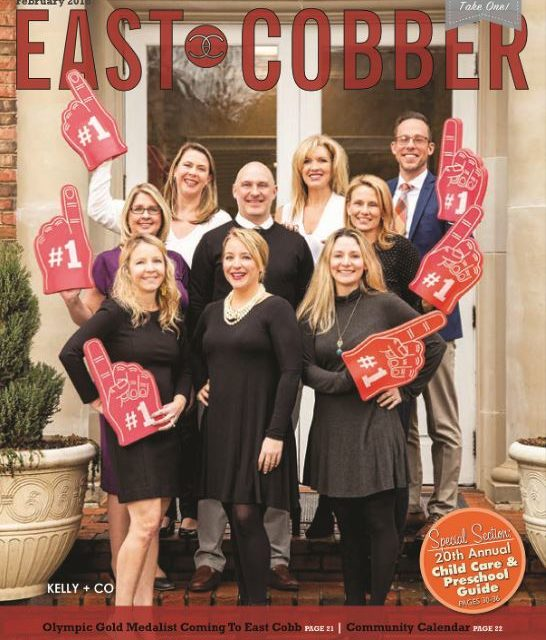 Look Who's on the Cover of the February Issue: KELLY+CO