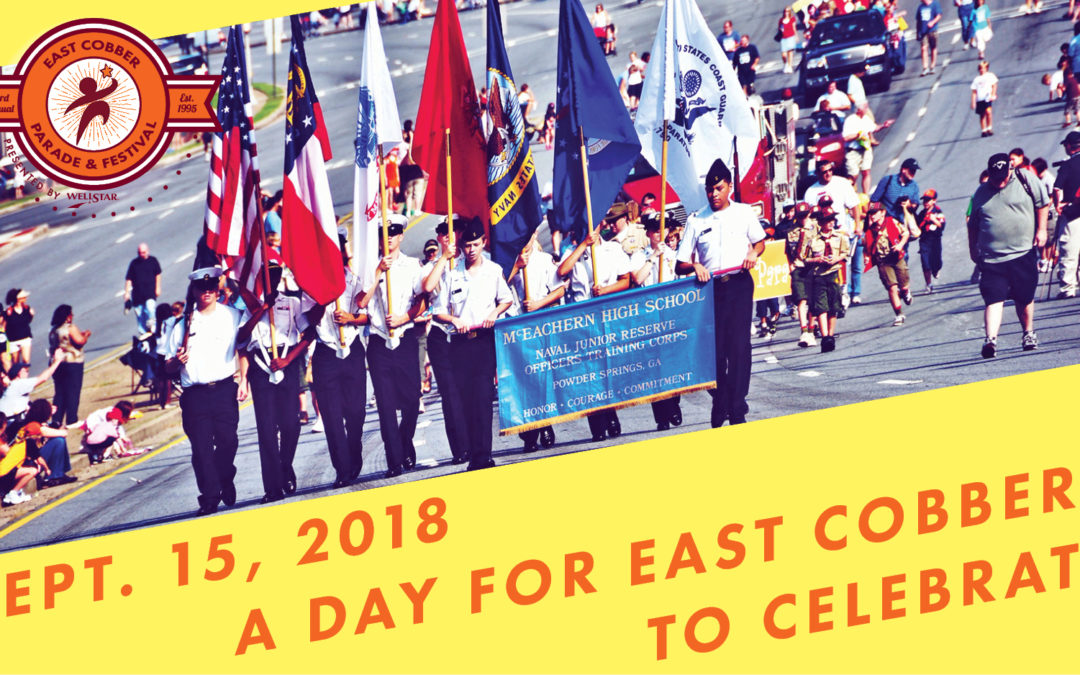 SEPT. 15TH: A DAY FOR EAST COBBERS TO CELEBRATE