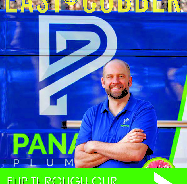 Look Who's on the Cover of the March Issue! Panacea Plumbing