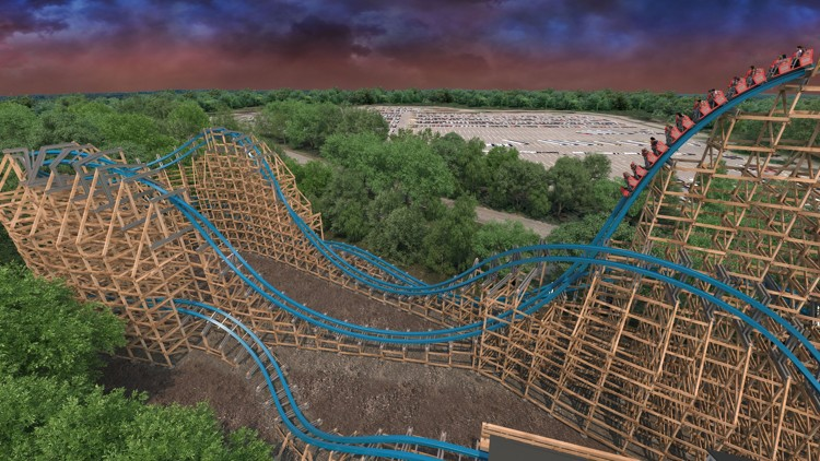 Innovative New Thrills to Debut at Six Flags Over Georgia