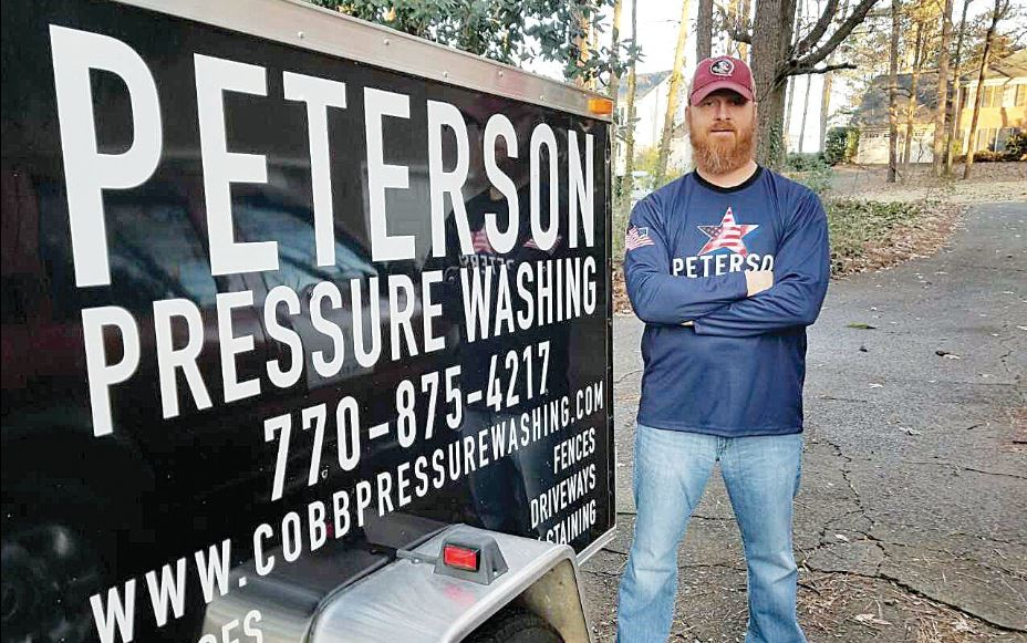 PETERSON PRESSURE WASHING PROTECTS YOUR PROPERTY
