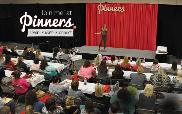 Get Crafty at Pinners Conference