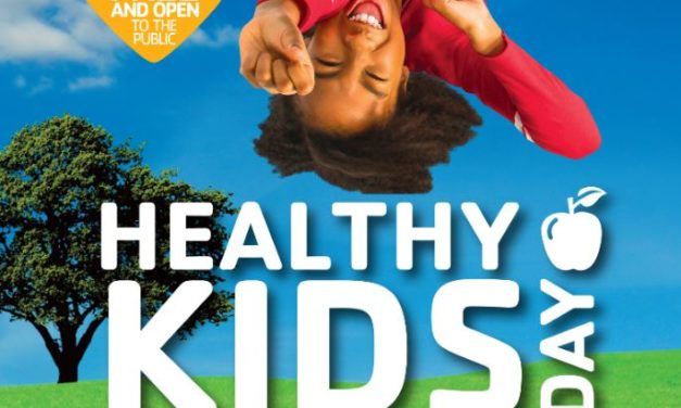 Local YMCAs Host Healthy Kids Day® Festival