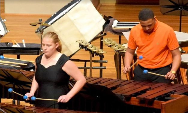The Lassiter Bands Program Presents its 2018 Percussion Ensemble Symposium