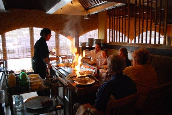 FACEBOOK FRIDAY FREEBIE! Win a $50 Gift Certificate to Asahi Japanese Steakhouse!