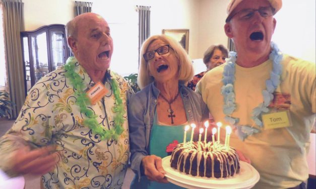ALOHA TO AGING MARCH PROGRAMS