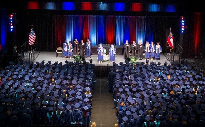East Cobb Valedictorians Class of 2018
