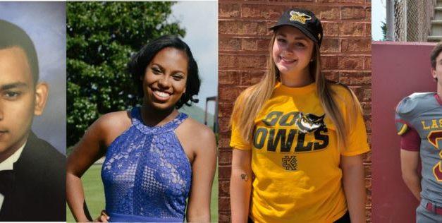 GPS Hospitality Awards 4 BURGER KING McLAMORE℠ Foundation Scholarships to East Cobb Students