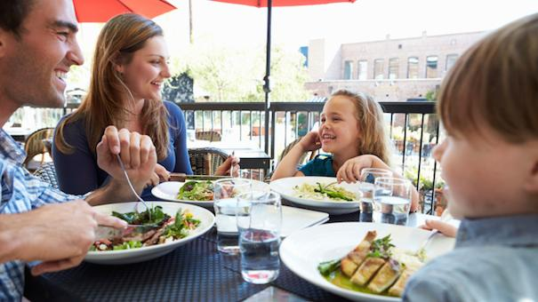 Kids Can Eat Free in East Cobb