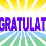 Kristy Wagener is The Winner of This Week's Facebook Friday Freebie!!