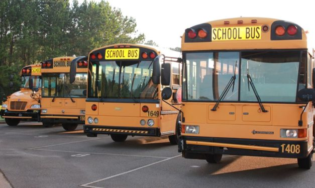 Cobb County Schools Offer Bus Ride Along on July 31