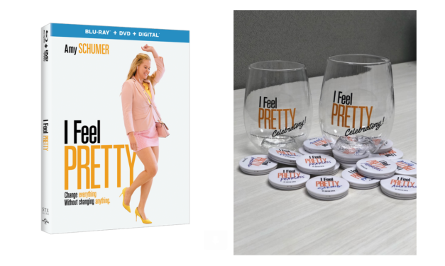 """*Facebook Friday Freebie!  Enter To Win an """"I Feel Pretty"""" DVD Pack and More!!"""