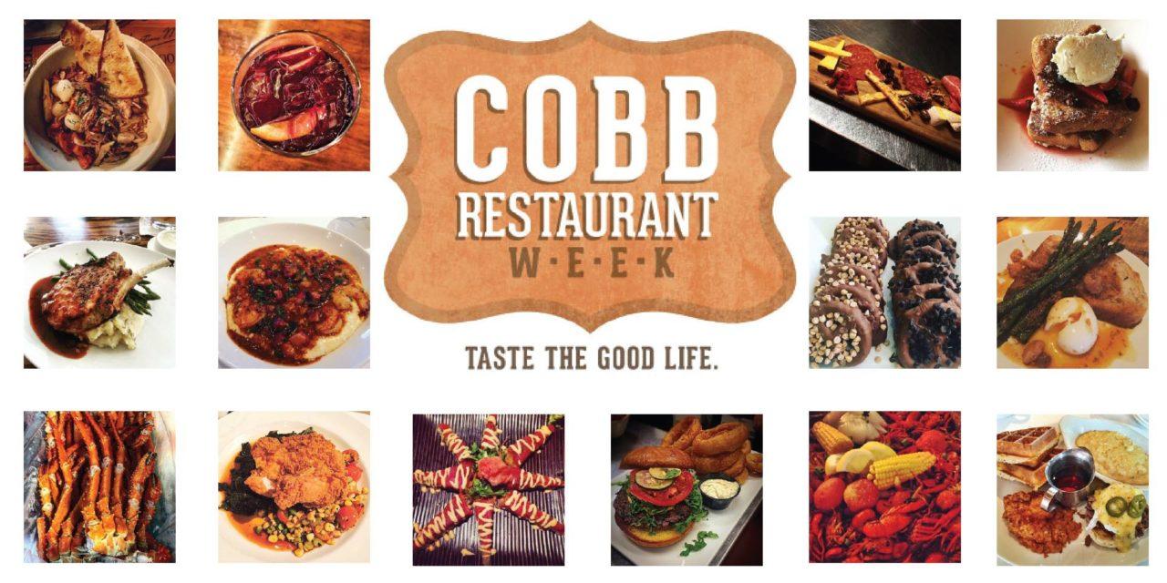 COBB RESTAURANT WEEK CELEBRATES 10 YEARS OF SWEET AND SAVORY