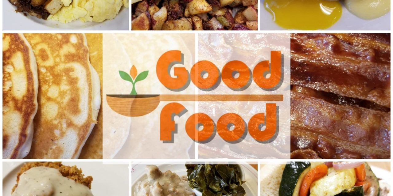 *Facebook Friday Freebie!  Win a $50 Gift Card to GOOD FOOD!
