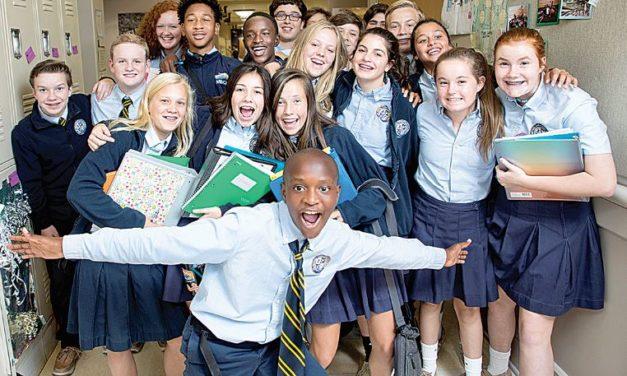 MT. BETHEL CHRISTIAN ACADEMY 2018 NATIONAL BLUE RIBBON SCHOOL